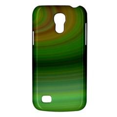 Green Background Elliptical Galaxy S4 Mini
