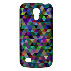 Triangle Tile Mosaic Pattern Galaxy S4 Mini