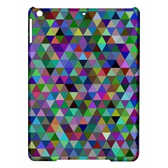 Triangle Tile Mosaic Pattern Ipad Air Hardshell Cases
