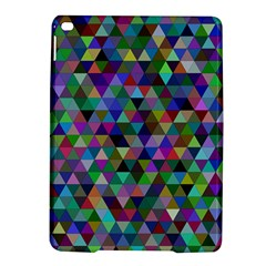 Triangle Tile Mosaic Pattern Ipad Air 2 Hardshell Cases by Nexatart