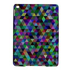 Triangle Tile Mosaic Pattern Ipad Air 2 Hardshell Cases