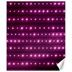 Galaxy Stripes Pattern Canvas 20  X 24