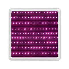 Galaxy Stripes Pattern Memory Card Reader (square)  by dflcprints