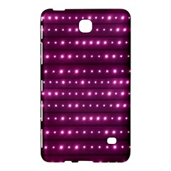 Galaxy Stripes Pattern Samsung Galaxy Tab 4 (8 ) Hardshell Case  by dflcprints