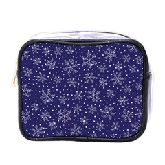 Pattern Circle Multi Color Mini Toiletries Bags