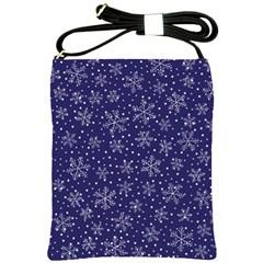 Pattern Circle Multi Color Shoulder Sling Bags by Nexatart