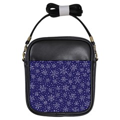 Pattern Circle Multi Color Girls Sling Bags