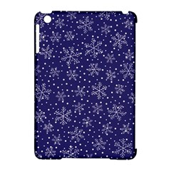 Pattern Circle Multi Color Apple Ipad Mini Hardshell Case (compatible With Smart Cover) by Nexatart