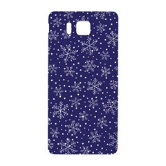 Pattern Circle Multi Color Samsung Galaxy Alpha Hardshell Back Case