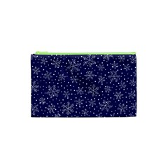 Pattern Circle Multi Color Cosmetic Bag (xs) by Nexatart