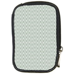 Vintage Pattern Chevron Compact Camera Cases by Nexatart