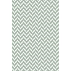 Vintage Pattern Chevron 5 5  X 8 5  Notebooks