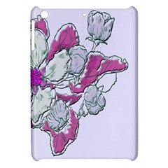 Bouquet Flowers Plant Purple Apple Ipad Mini Hardshell Case by Nexatart