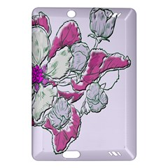 Bouquet Flowers Plant Purple Amazon Kindle Fire Hd (2013) Hardshell Case by Nexatart