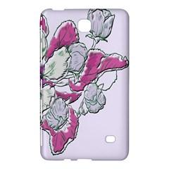 Bouquet Flowers Plant Purple Samsung Galaxy Tab 4 (8 ) Hardshell Case  by Nexatart