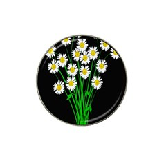 Bouquet Geese Flower Plant Blossom Hat Clip Ball Marker by Nexatart