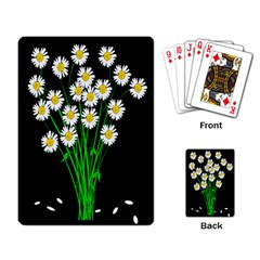Bouquet Geese Flower Plant Blossom Playing Card by Nexatart