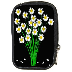 Bouquet Geese Flower Plant Blossom Compact Camera Cases by Nexatart