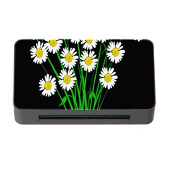 Bouquet Geese Flower Plant Blossom Memory Card Reader With Cf