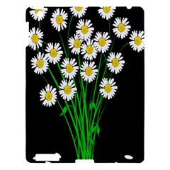 Bouquet Geese Flower Plant Blossom Apple Ipad 3/4 Hardshell Case