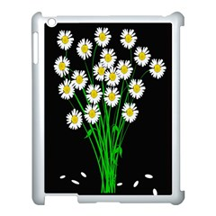Bouquet Geese Flower Plant Blossom Apple Ipad 3/4 Case (white) by Nexatart