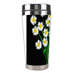 Bouquet Geese Flower Plant Blossom Stainless Steel Travel Tumblers by Nexatart