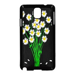 Bouquet Geese Flower Plant Blossom Samsung Galaxy Note 3 Neo Hardshell Case (black)