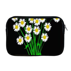 Bouquet Geese Flower Plant Blossom Apple Macbook Pro 17  Zipper Case