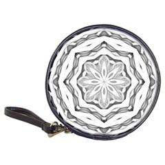 Mandala Pattern Floral Classic 20 Cd Wallets