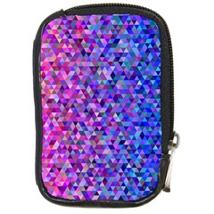 Triangle Tile Mosaic Pattern Compact Camera Cases