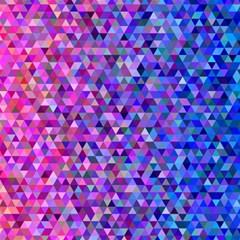 Triangle Tile Mosaic Pattern Magic Photo Cubes
