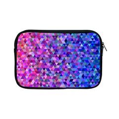 Triangle Tile Mosaic Pattern Apple Ipad Mini Zipper Cases