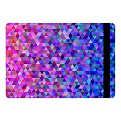 Triangle Tile Mosaic Pattern Apple Ipad Pro 10 5   Flip Case