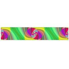 Seamless Pattern Twirl Spiral Flano Scarf (large) by Nexatart