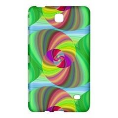 Seamless Pattern Twirl Spiral Samsung Galaxy Tab 4 (8 ) Hardshell Case