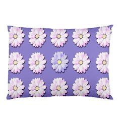 Daisy Flowers Wild Flowers Bloom Pillow Case by Nexatart