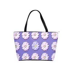 Daisy Flowers Wild Flowers Bloom Shoulder Handbags