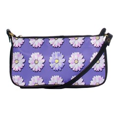 Daisy Flowers Wild Flowers Bloom Shoulder Clutch Bags