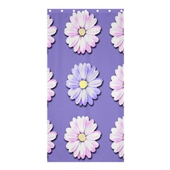Daisy Flowers Wild Flowers Bloom Shower Curtain 36  X 72  (stall)