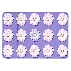 Daisy Flowers Wild Flowers Bloom Samsung Galaxy Tab 8 9  P7300 Flip Case