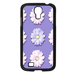 Daisy Flowers Wild Flowers Bloom Samsung Galaxy S4 I9500/ I9505 Case (black) by Nexatart