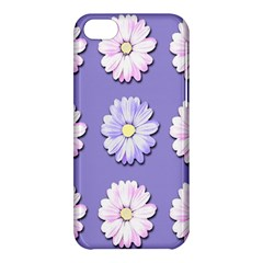 Daisy Flowers Wild Flowers Bloom Apple Iphone 5c Hardshell Case by Nexatart