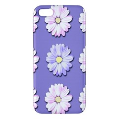 Daisy Flowers Wild Flowers Bloom Iphone 5s/ Se Premium Hardshell Case by Nexatart
