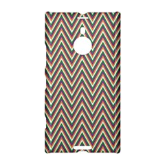 Chevron Retro Pattern Vintage Nokia Lumia 1520 by Nexatart