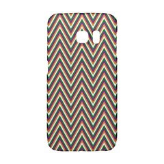 Chevron Retro Pattern Vintage Galaxy S6 Edge