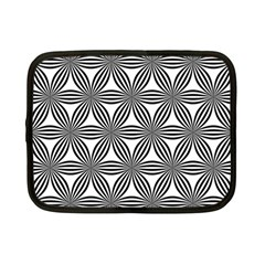 Seamless Pattern Repeat Line Netbook Case (small)