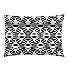 Seamless Pattern Repeat Line Pillow Case