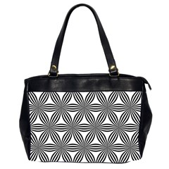 Seamless Pattern Repeat Line Office Handbags (2 Sides)