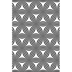 Seamless Pattern Repeat Line 5 5  X 8 5  Notebooks by Nexatart