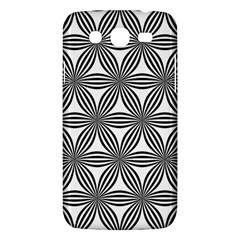 Seamless Pattern Repeat Line Samsung Galaxy Mega 5 8 I9152 Hardshell Case